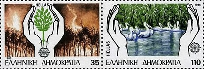 [EUROPA Stamps - Nature Conservation, type ]