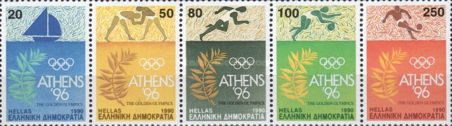 [Olympic Games - Athens '96, Greece, type ]