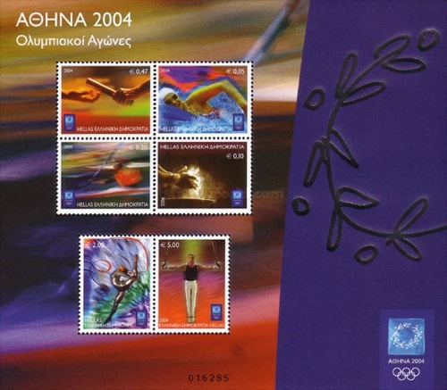 [Olympic Games - Athens, Greece - Olympic Sports, type ]