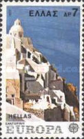 [EUROPA Stamps - Landscapes, type AEI]