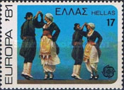[EUROPA Stamps - Folklore, type ALI]