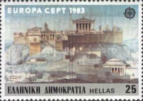 [EUROPA Stamps - Inventions, type ANX]