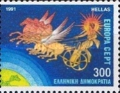 [EUROPA Stamps - European Aerospace, type AYC]