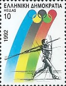 [Olympic Games - Barcelona, Spain, type AYQ]