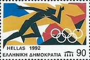 [Olympic Games - Barcelona, Spain, type AYS]