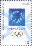 [Olympic Games - Athens, Greece, type BIO]