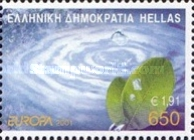 [EUROPA Stamps - Water, Treasure of Nature, type BJM]