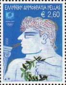 [Olympic Games - Athens 2004, Greece, type BLF]