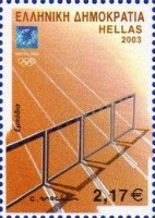 [Olympic Games - Athens 2004, Greece, type BLP]