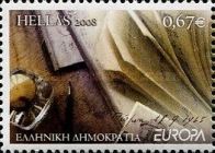 [EUROPA Stamps - Writing Letters, type BXQ]