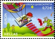 [EUROPA Stamps - Children's Books, type CAZ]