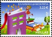 [EUROPA Stamps - Children's Books, type CBA]