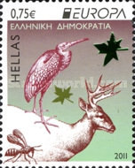 [EUROPA Stamps - The Forest, type CDF]
