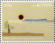 [EUROPA Stamps - Visit Greece, type CEX]