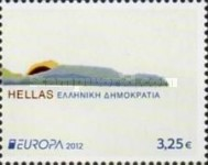 [EUROPA Stamps - Visit Greece, type CEY]
