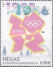 [Olympic Games - London, England, type CFH]