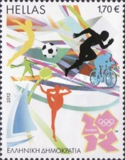 [Olympic Games - London, England, type CFI]