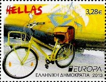 [EUROPA Stamps - Postal Vehicles, type CGH]