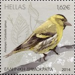[Birds - Songbirds of the Greek Countryside, type CHW]