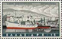 [Greek Harbours, type JX]
