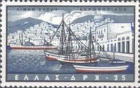 [Greek Harbours, type JZ]