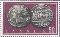 [Old Greek Coins, type KN]