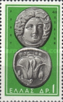 [Old Greek Coins - New Colors, type KP1]