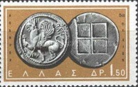 [Old Greek Coins, type KQ]