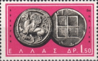[Old Greek Coins - New Colors, type KQ1]
