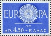 [EUROPA Stamp, type MH]