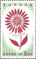 [EUROPA Stamps, type PJ]