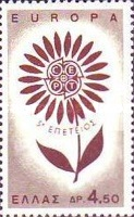 [EUROPA Stamps, type PJ1]