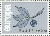[EUROPA Stamps, type QM]