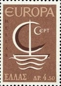 [EUROPA Stamps, type RO1]