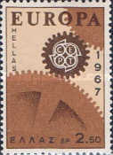 [EUROPA Stamps, type SQ]