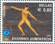 [Olympic Games - Athens 2004, Greece, type XKN]
