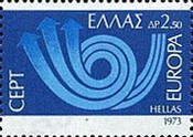 [EUROPA Stamps, type ZX]