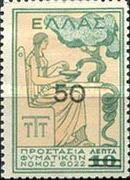 [Issue of 1935 Surcharged, type AB]