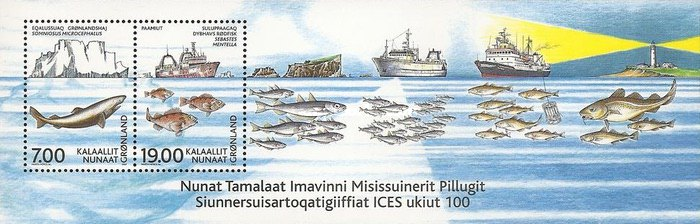 [The 100th Anniversary of the International Council for the Exploration of the Sea (ICES), Typ ]