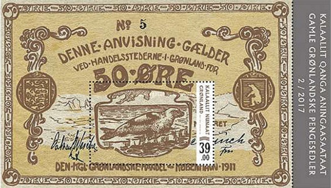 [Old Banknotes, Typ ]