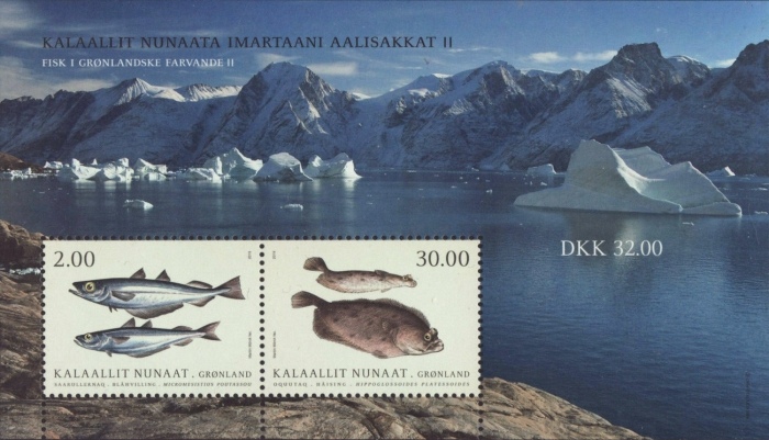 [NORDIC Issue - Fish in Greenlandic Waters, Typ ]