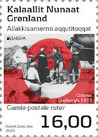 [EUROPA Stamps - Ancient Postal Routes, Typ AAG]