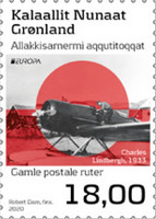 [EUROPA Stamps - Ancient Postal Routes, Typ AAH]