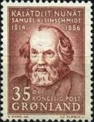 [The 150th Anniversary of the Birth of Samuel Kleinschmidt, Typ AB]