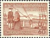 [The 250th Anniversary of the Arrival Hans Egede in Greenland, type AL]