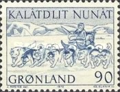 [Conveyance of Mail in Greenland, type AO]