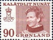 [Queen Margrethe II - New values, type AS4]