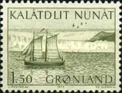 [Conveyance of Mail in Greenland, type AU]