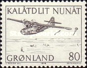 [Conveyance of Mail in Greenland, type BD]