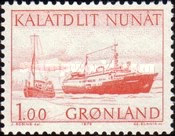 [Conveyance of Mail in Greenland, type BE]